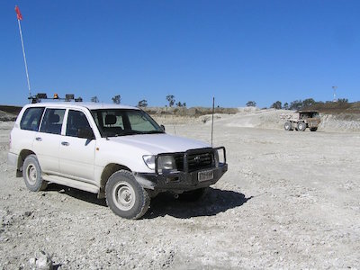 BMA Mine Light Vehicle Course