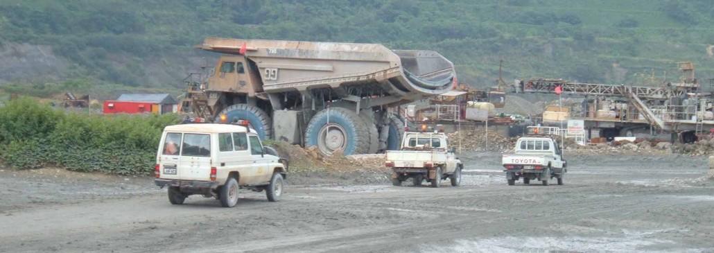 BMA Mine Specific Operate Light Vehicle