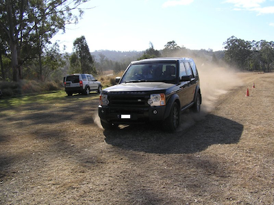 Landrover 4WD