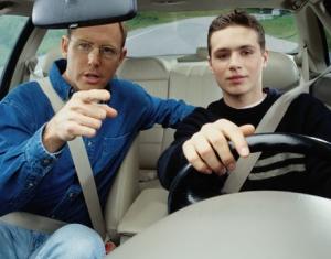 attitude driving